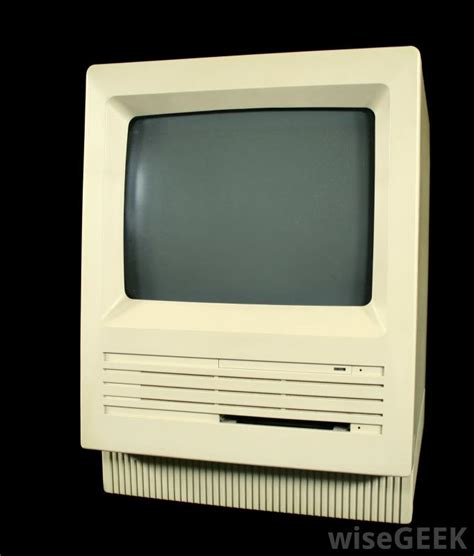 What Were the First PCs Like? (with picture)