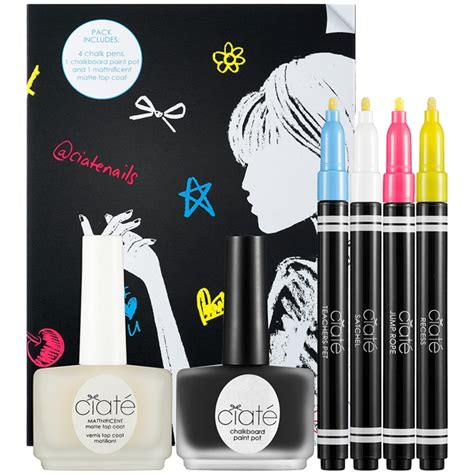 Ciate Detox Kit by Ciate Chalkboard Manicure For Summer 2013 Musings Of A Muse