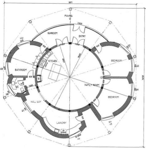 circular home floor plans circular house floor plans round house plans round home
