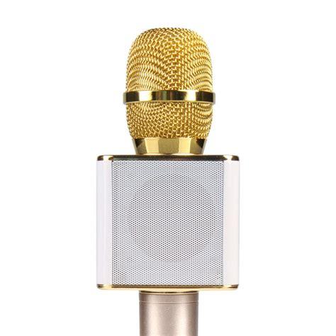 Mic Q7 Mic Wireless Mic Bluetooth Mic Ktv Free Pouch q7 karaoke microphone speaker wireless bluetooth karaoke
