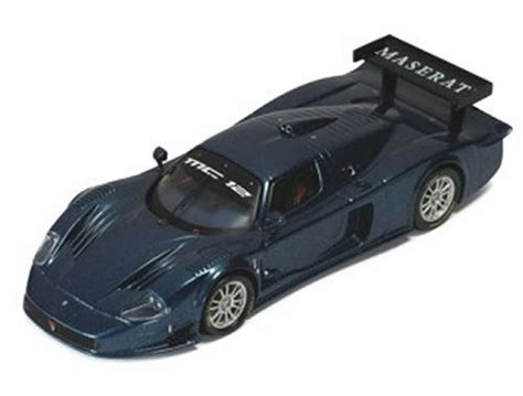 maserati mc12 blue maserati diecast model cars others