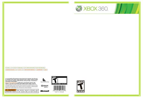 template xbox 360 xbox 360 template