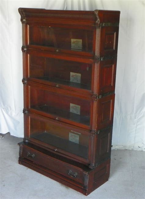 Matching Bookcases Bargain S Antiques 187 Archive Antique Mahogany