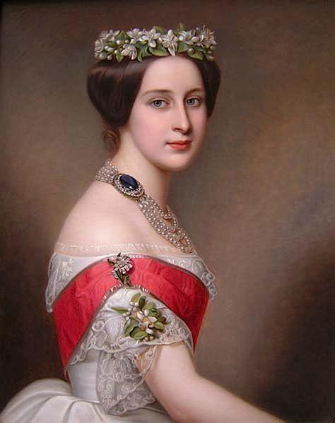 alexandra perhaps a grand duchess alexandra iosifovna attributed to joseph