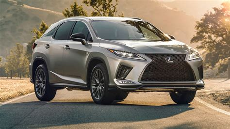 Lexus Rx 2020 by 2020 Lexus Rx 7 Significant Changes To The Popular Luxe