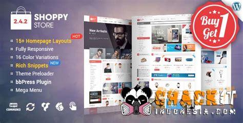 shoppystore v2 5 3 multi purpose responsive woocommerce theme software4money
