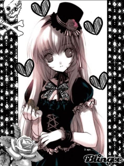 imagenes de anime emo girl anime emo love fotograf 237 a 88165843 blingee com