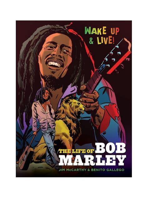biography bob marley book jim mccarthy benito gallego the life of bob marley