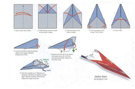 Best Origami Paper Airplane - delta dart jpg 2522 215 1658 paper planes