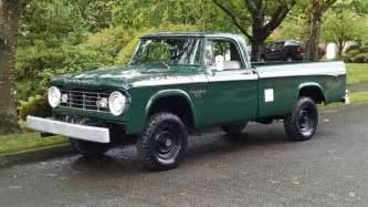 no reserve 1965 dodge power wagon 200 4 215 4 bring a trailer