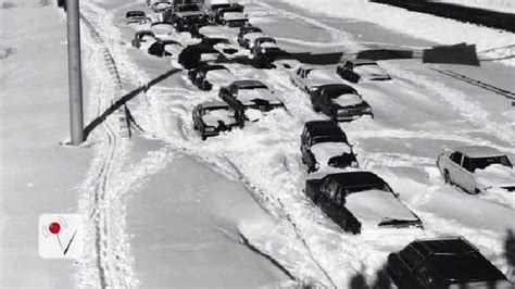 worst blizzard ever the top 10 worst snow storms in history one news page video