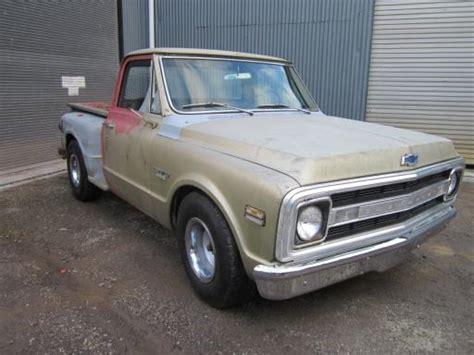 1970 chevrolet c10 stepside 350 auto lhd