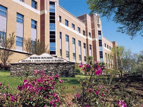 Kennesaw State Mba Acceptance Rate by Michael J Coles College Of Business New