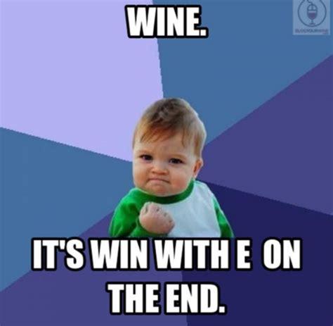 Rose Wine Meme