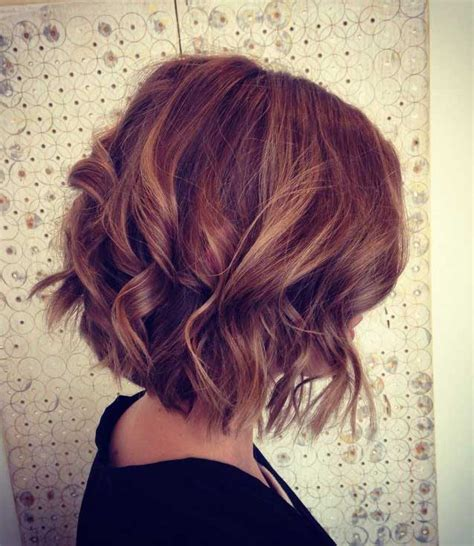 short layer wavy bob hair style 40 hottest bobs hairstyles for 2016 2017 bob hair