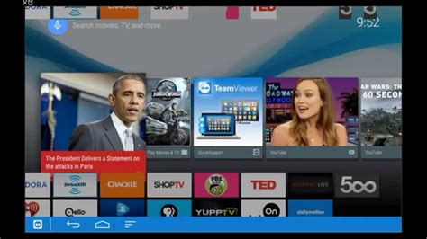 tv portal app for android kodi show box tv portal installed on sony bravia android 4k smart tv