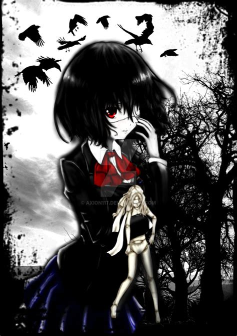 New Ones From By Jelchio On Deviantart Misaki Mei Another Fan By Axion117 On Deviantart