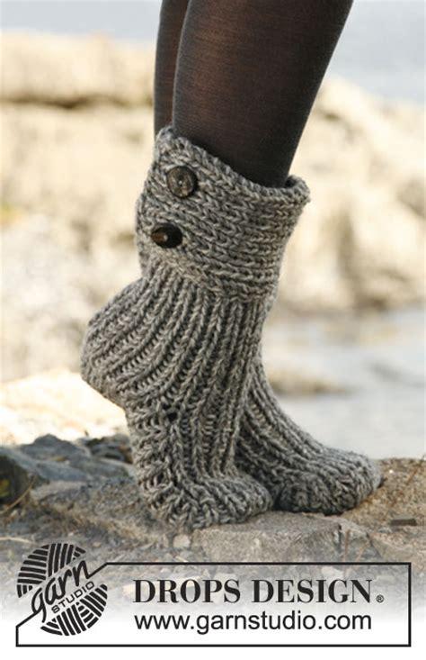 Pattern For Moon Socks | moon socks drops 134 42 gratis strikkeoppskrifter fra