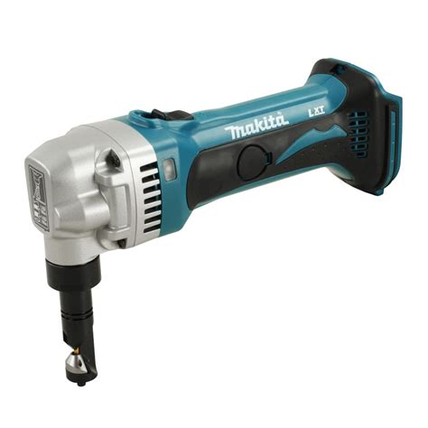 makita 18v cordless nibbler tool only the home depot