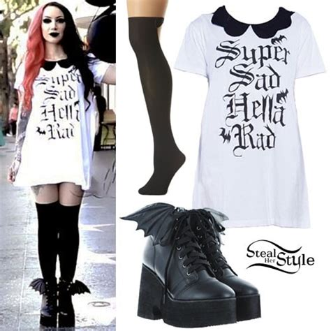 Dress Sad 500 dresses ash costello new years day