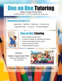 Free Tutoring Flyer Template by 15 Tutoring Flyer Templates Printable Psd Ai Vector