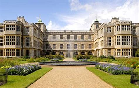 how does house end audley end house and gardens english heritage