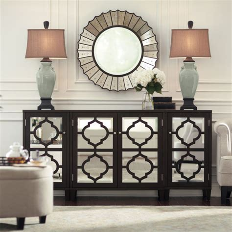 mirror living room furniture mirrored furniture in home design trends tcg