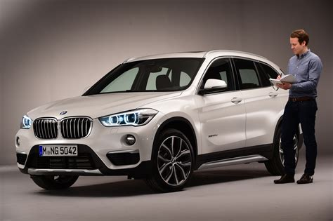 new bmw x1 stylish new bmw x1 studio pictures auto express