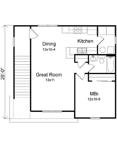 garage floor plans with apartment amazingplans garage plan rds2406 garage apartment