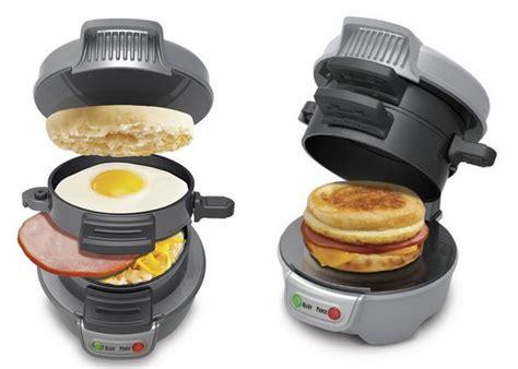 Egg Muffin Toaster Gadgets Hamilton Beach Breakfast Sandwich Maker Serious