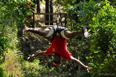Crazy Vacation by South Shore Canopy Tour Zip Line Staff And Their Crazy
