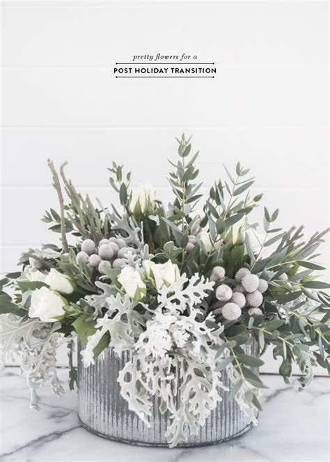 winter flower centerpieces post gorgeous winter flower arrangement b l o o