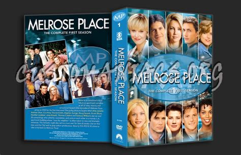 melrose place season 5 melrose place season 1 dvd cover dvd covers labels by