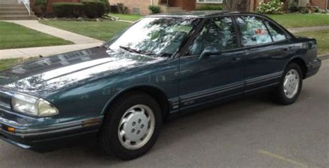how cars engines work 1992 oldsmobile 88 parental controls find used 1992 oldsmobile royal 88 ls sedan low miles automatic starter 3800 v6 runs great in