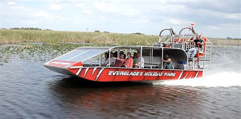 fan boat everglades national park how to boost your spirits in 60 minutes