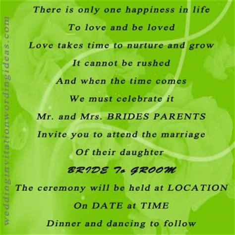 unique wedding invitation poetry quotes for wedding invitations quotesgram