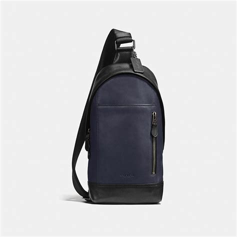 Coach Sling Bag by Coach Manhattan Sling Pack