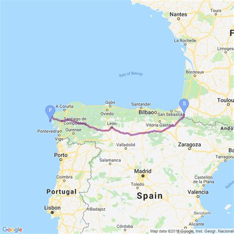 Camino De Santiago Length by Camino Franc 233 S Camino De Santiago Walking 4