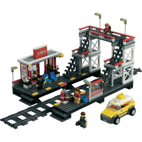 Lego 7937 City Station lego city j 196 rnv 196 gsstation 7937