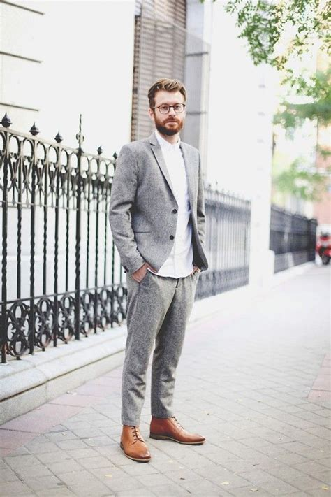mens light grey dress shoes grey mens pants and light brown shoes grey pants