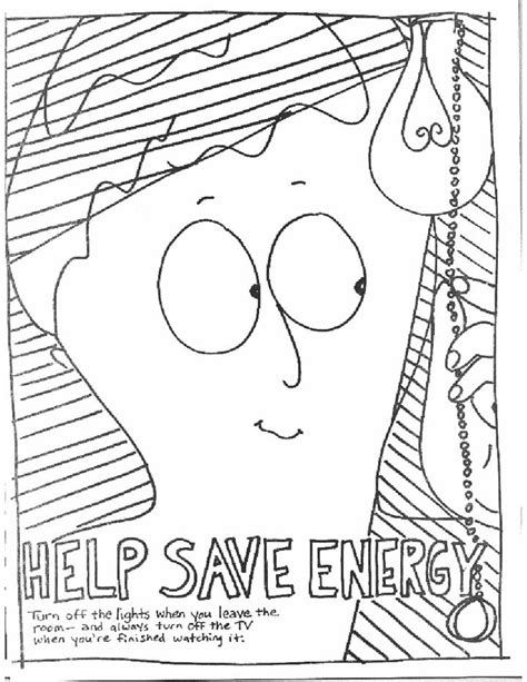 Energy Coloring Pages energy coloring pages coloring pages