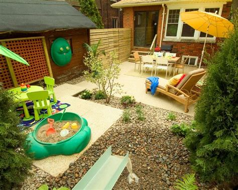 Kid Friendly Backyard Ideas Small Kid Friendly Backyards Awesome Backyard Makeovers Ideas Great Small Kid Friendly Yard