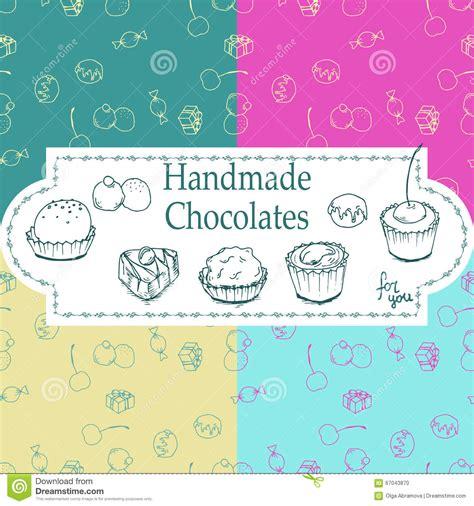 Handmade Chocolates Packaging - handmade chocolates packaging vector handmade chocolates