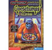 Give Yourself Goosebumps Special Edition