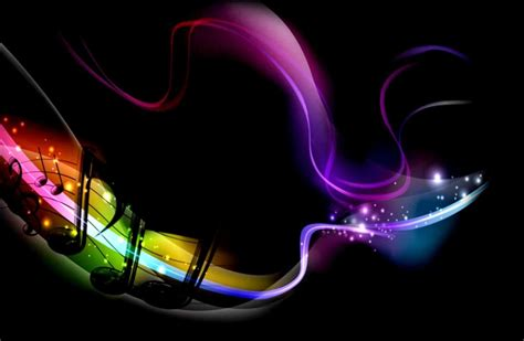 wallpaper colorful music cool music note wallpapers amazing wallpapers