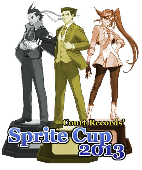 Court Records Sprites The Court Records Sprite Cup 2013 Trial Minutes