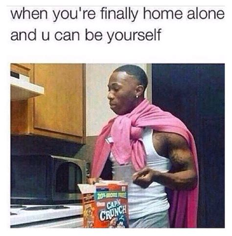 Funny Home Alone Memes - you can be yourself funny pictures quotes memes jokes