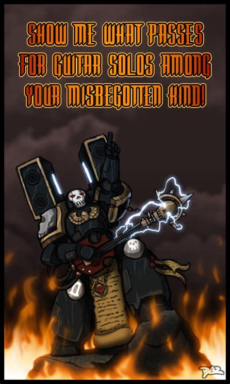 Heresy Meme - warhammer 40k angry marines