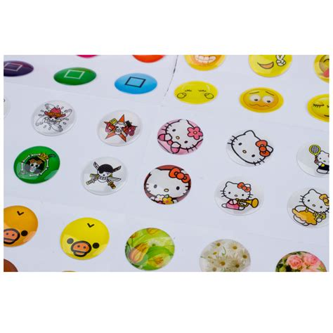 new 300pcs home button sticker for iphone 4 4s 5 ad ebay