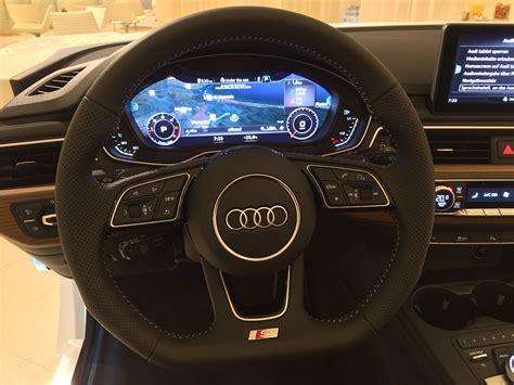 Audi Virtual Cockpit by 2016 Audi A4 Avant Fahrbericht Newgadgets De